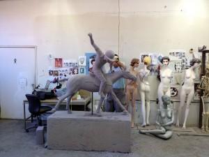Statue-B
